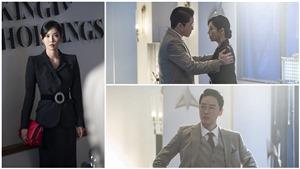 'Penthouse: Cuộc chiến thượng lưu2': Seo Jin và Dan Tae cãi vã 'nảy lửa'