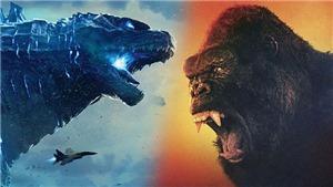 'Godzilla đại chiến Kong': Điều kinh ngạc trong màn 'combat' chao đảo vũ trụ quái vật