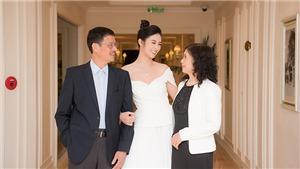 Hoa hậu Ngọc Hân đón sinh nhật tuổi 32 đầy ý nghĩa