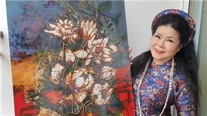 Họa sĩ Văn Dương Thành tặng bảo tàng Phú Yên BST 'Biển quê hương'