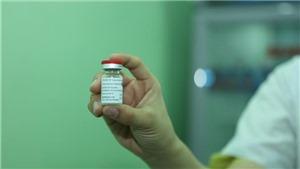 Đã có hơn 10.000 người được tiêm vaccine phòng Covid-19