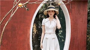 'Tiểu tam' Lương Thanh gợi ý những mẫu váy xuân hè dịu dàng thanh lịch