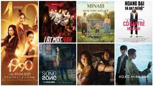 Phim rạp tháng 4: 6 phim Việt cạnh tranh những đối thủ 'đáng gờm' được đề cử Oscar