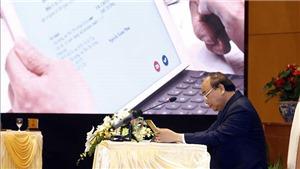 Lời hứa nghị trường và hành động của thành viên Chính phủ: Chuyển đổi số để Việt Nam bứt phá
