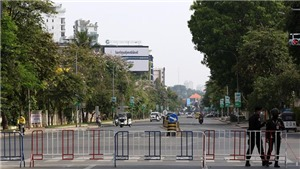 Dịch COVID-19: Campuchia đóng cửa nhiều chợ ở thủ đô để ngăn dịch lây lan