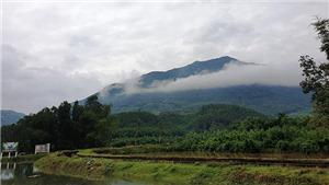 Trùng tu Di tích lịch sử cấp quốc gia Hòn Tàu ở Quảng Nam