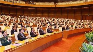 Tuần làm việc cuối cùng Kỳ họp thứ 11: Tập trung hoàn thành công tác nhân sự Nhà nước, Quốc hội, Chính phủ