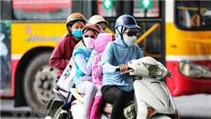 Ngày 2/4, nắng nóng tiếp tục xảy ra ở vùng núi các tỉnh Bắc và Trung Trung Bộ