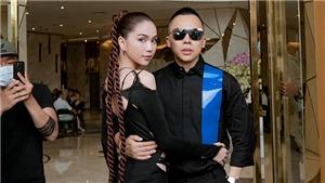 Ngọc Trinh vàVũ Khắc Tiệp casting người mẫu cho show thời trang mới