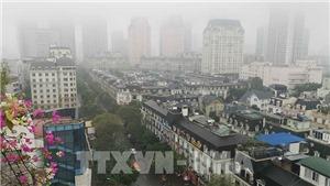 Bắc Bộ: Có 9 điểm không khí ô nhiễm nặng