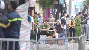 Hà Nội: 4 người thiệt mạng trong vụ cháy lúc rạng sáng