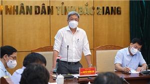 Dịch Covid-19: Vùng dịch ở công ty Hosiden Việt Nam đang rất phức tạp, có tốc độ lây lan nhanh