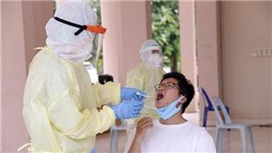 Bệnh nhân Covid-19 người Việt đầu tiên tử vong tại Lào