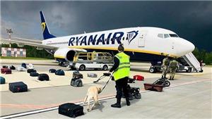 Lãnh đạo Nga, Belarus thảo luận về vụ máy bay Ryanair