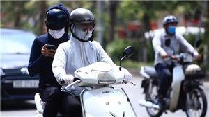 Chỉ số nóng bức và tia cực tím ở nhiều tỉnh, thành phố đều ở mức nguy hiểm, gây hại rất cao