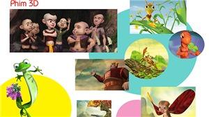 Công chiếu 50 phim hoạt hình đặc sắc phục vụ trẻ em từ ngày 1/6