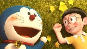 'Doraemon: Stand By Me' là phim ăn khách nhất thương hiệu 'Mèo Ú'