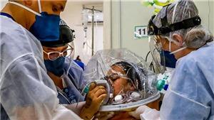 Dịch Covid-19 thế giới đến sáng 20/6: Brazil đã trở thành nước thứ 2 trên thế giới có số ca tử vong cao nhất