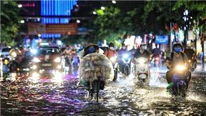 Chiều tối từ 6-8/6, Bắc Bộ và Thanh Hóa có nơi mưa rất to