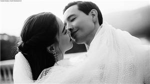 Hồ Ngọc Hà - Kim Lý tung ảnh cưới đẹp như mơ kỷ niệm 4 năm bên nhau