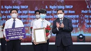 Đại diện các tổ chức quốc tế tại Việt Nam đánh giá cao sáng kiến Quỹ vaccine phòng Covid-19