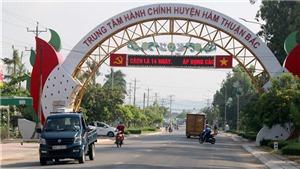 Từ ngày 5/7, người từ vùng dịch đến Bình Thuận phải có kết quả xét nghiệm âm tính với SARS-CoV-2