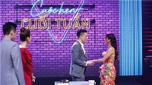 Việt Anh - Văn Mai Hương 'mở hàng'talk show mới của VTV 'Cuộc hẹn cuối tuần'