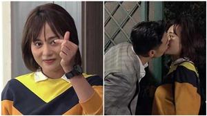 Fan 'rụng tim' trước màn thả thính ngọt ngào của Mạnh Trường - Phương Oanh trong 'Hương vị tình thân'