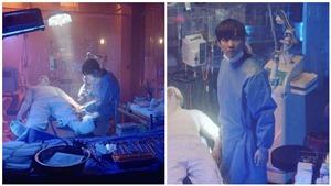 'Penthouse 3' lộ ảnh Logan Lee còn sống, bác sĩ Ha gắng sức cứu chữa?