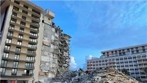 Sập nhà ở Mỹ: Số người thiệt mạng tăng lên 24 người