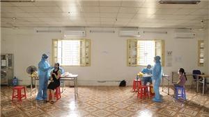 Có 184 cơ sở y tế ngoài công lập ở Hà Nội thực hiện xét nghiệm SARS-CoV-2