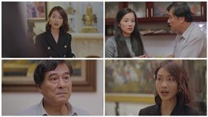 Phim '11 tháng 5 ngày': Phát hiện bố có người mới, Nhi làm loạn lễ thượng thọ của bà