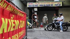 Hà Nội: Người dân chỉ cần xuất trình giấy tờ tuỳ thân và giấy đi đường