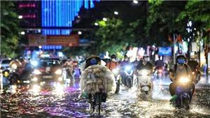 Nam Trung Bộ, Tây Nguyên và Nam Bộ tiếp tục có mưa to
