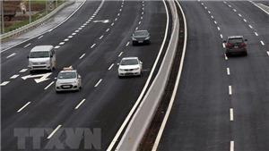Cao tốc Hà Nội - Hải Phòng thu phí trở lại theo mức phí như trước giảm giá