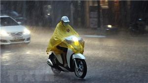 Thủ đô Hà Nội từ ngày 5 -6/9 có mưa rào và dông, cục bộ có mưa vừa, mưa to