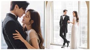 Ngắm trọn bộ ảnh cưới tuyệt đẹp của Soo Ryeon và Logan Lee 'Penthouse 3'
