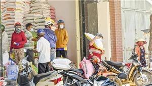Tạm dừng hoạt động Cảng cá Phan Thiết và giãn cách xã hội 10 xã, phường tại TP Phan Thiết