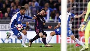 QUAN ĐIỂM: Được Espanyol tặng quà, Barca nuôi hy vọng giành Liga