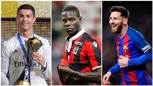 Balotelli: 'Tôi sẽ phải giết Messi và Ronaldo để đoạt QBV'