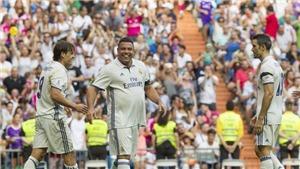 Fan sốc khi chứng kiến thân hình phì nộn của Ronaldo 'béo'