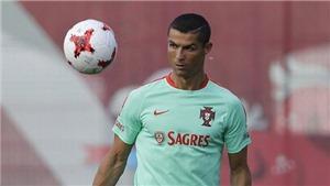NÓNG: Ronaldo đã nói với đồng đội về tương lai của mình