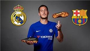 CHUYỂN NHƯỢNG 29/9: Barca và Real quyết mua Hazard. PSG quay lại theo đuổi Sanchez