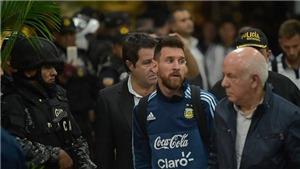 Lionel Messi được bảo vệ đặc biệt trước trận cầu 'sinh tử' của Argentina