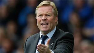 Ronald Koeman CHÍNH THỨC bị Everton sa thải vì thành tích siêu tệ