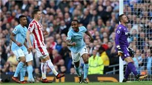 ĐIỂM NHẤN Man City 7-2 Stoke: Hàng công của Guardiola quá khủng. De Bruyne thật siêu việt