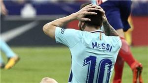 CẬP NHẬT tối 15/10: Messi mệt mỏi vì làm người hùng. Federer hạ Nadal, vô địch Thượng Hải Masters