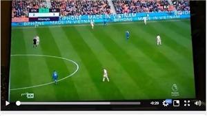 Quảng cáo Bphone xuất hiện tại Premier League gây sốt cộng đồng mạng