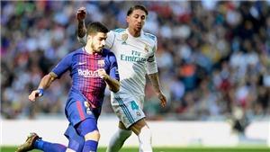 Ramos nói về pha chơi xấu với Suarez: 'Tôi đâu có cố tình đánh cậu ta'