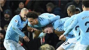 Đội hình xuất sắc nhất lượt đi Premier League có... 8 cầu thủ Man City